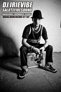 DJ Irievibe
