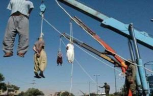 Hingerichtet wegen Drogen im Iran